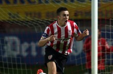 Derry City set to lose another academy graduate as Celtic make move for young midfielder
