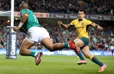 Ireland complete November clean sweep with victory over the Wallabies