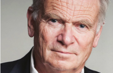 Jeffrey Archer has a little bit of Irish in him… and thinks we might win the World Cup