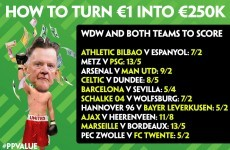 We all need to make friends with this Irishman who won a cheeky €245,000 accumulator