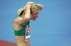 An Irish athlete is being awarded a European bronze medal almost 6 years after the race