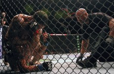 Anatomy of a choke: Just how did Frankie Edgar submit Cub Swanson?