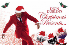 Former Man United striker Dion Dublin releases Christmas album