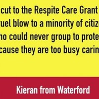 'If there were no carers, the cost to the government would bring the system down'