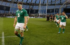 Dominic Ryan 'greedy' in the hunt for more international opportunities