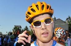 Farrar wins 5th stage of Vuelta, Roche 11th overall