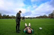 Ireland working to improve entire game, not just the attack — Les Kiss