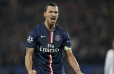 Zlatan picks Zlatan to lead his 'dream team', nicknames himself God