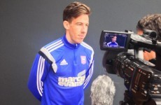 Sean St Ledger and Noel Hunt have both joined Mick McCarthy's Ipswich
