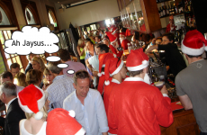 The 12 emotional stages of the 12 Pubs of Christmas