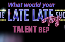 QUIZ: What Would Your Toy Show Talent Be?