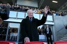 Ireland's Grand Slam winner Dr Jack Kyle dies aged 88