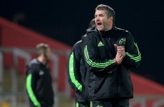 We'd like him to kick 100% admits Foley but Munster boss backs Ian Keatley after Ulster win