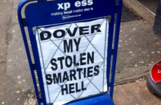 This headline brings news of a terrifying crimewave in one English town