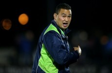 'We didn't talk much about tactics' - Lam on what was said to inspire Connacht's revival