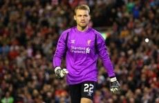 'I just asked him to simplify his game' - Rodgers backs under-fire Mignolet