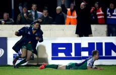 Start your week by watching all 17 tries from last weekend's Pro12 action