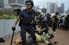 Remember the protests in Hong Kong? They're still going - and are more violent