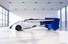 This flying car has gone on loads of successful test drives