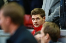 Steven Gerrard offered new contract by Liverpool – Brendan Rodgers