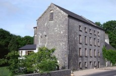 What else could I get for the €765,000 pricetag on this 18th century mill in Galway?