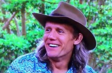 People aren't too happy that Jimmy Bullard has been voted off I'm A Celeb