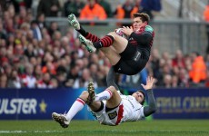 Ferris' last stand as Ulster dig deep against Saracens - My 2014 sporting moment