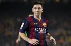 North Korea official makes plea for Lionel Messi visit