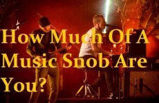 QUIZ: How Much Of A Music Snob Are You?