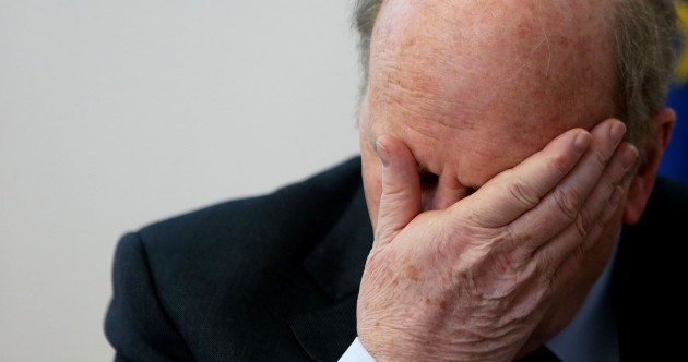 'We have made mistakes in the past' - Michael Noonan talks taxes