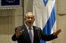"""Here's why Benjamin Netanyahu says he """"can't lead"""" Israel right now"""