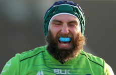 Connacht likely to save Henshaw for Leinster clash, Roux hopes to prove fitness for Bayonne