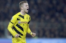 Dortmund move to quash reports suggesting Real Madrid have first refusal on Marco Reus