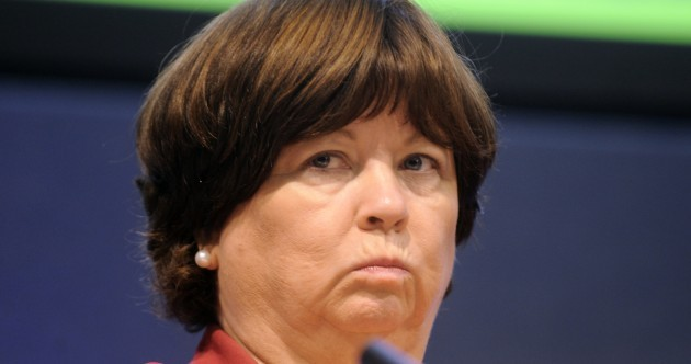 Mary Harney denies shutting down offshore accounts inquiry