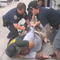 NYPD cop won't face charges over chokehold death of unarmed man