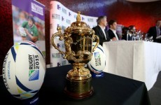 IRFU set to unveil All-Ireland Rugby World Cup bid