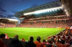 Anfield expansion gets green light as Liverpool eye increase in match-day revenue