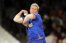 Warne wants life bans for cheats