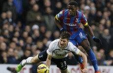 Palace pair Bolasie and Zaha bamboozle Spurs with mad skillz
