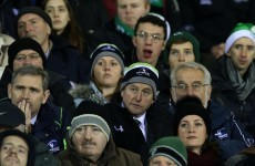 Enda Kenny is a Connacht Rugby fan