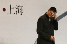 Chinese basketball legend Yao Ming retires