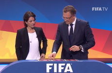 Fifa made a bit of a mess of the Women's World Cup draw