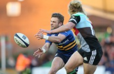 Madigan's flawless kicking fails to prevent Leinster defeat to 'Quins