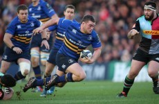 O'Connor frustrated by Leinster's failure to 'look after the ball' in London
