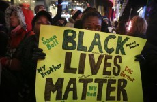 'Centuries of racism is being confronted in America'