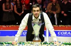 Ronnie O'Sullivan and Judd Trump just played their own version of the 'black ball' final