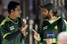 Pakistani cricketers were set up- commissioner