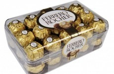Fear not: the hazelnut shortage will NOT affect Ferrero Rocher supply this Christmas
