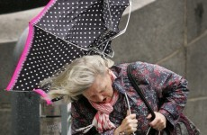 Tie down your wheelie bins – there are gale force winds on the way