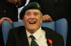 Irish D-Day veteran awarded France's highest military honour
